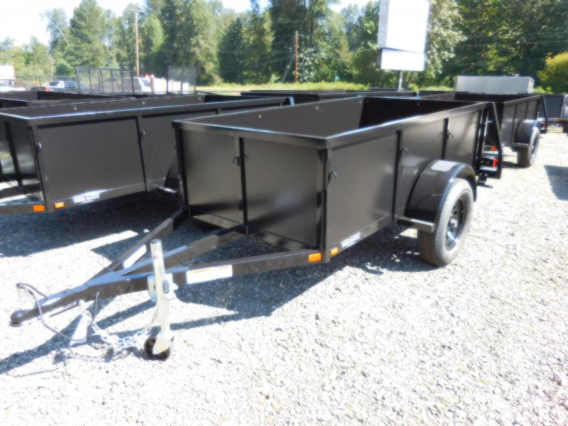 2018 Iron Eagle 4x8 Voyager Series Utility Trailer