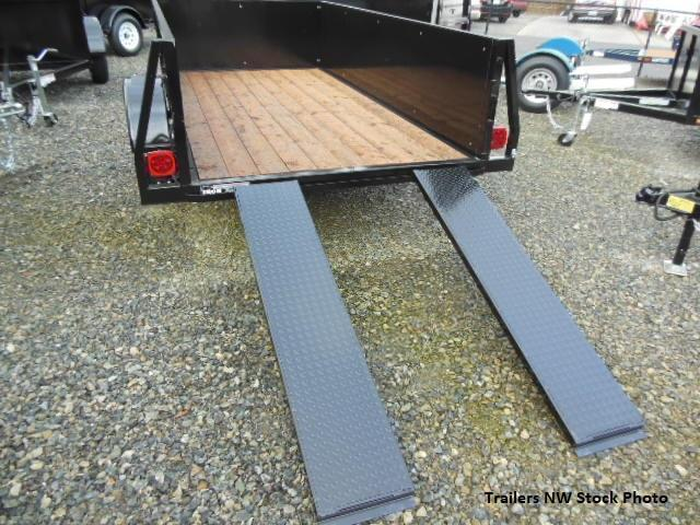 2019 Iron Eagle 5x8 Voyager Utility Trailer