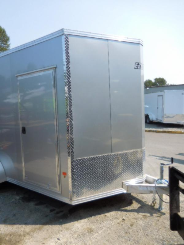 2019 EZ Hauler 7x14 All-Aluminum Enclosed Cargo Trailer