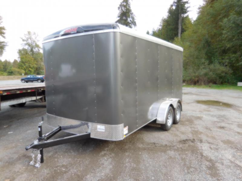 2018 Mirage Trailers 7x14 XPO/Tote Enclosed Cargo Trailer