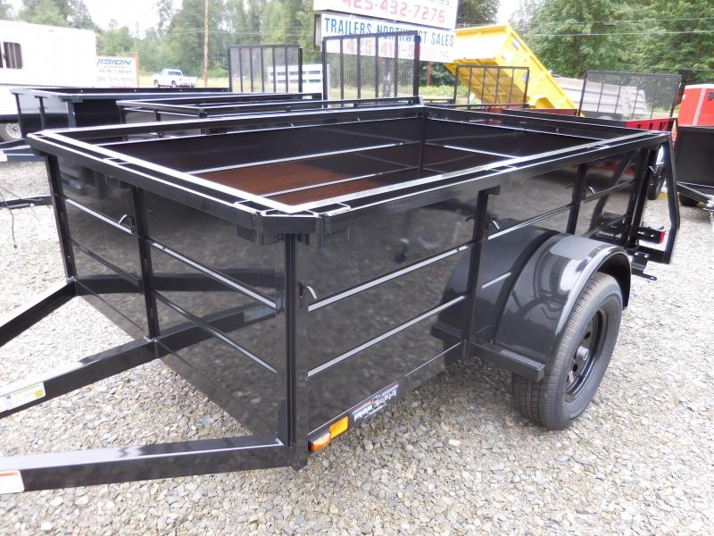 2016 Iron Eagle Magnum 5x8 Utility Trailer