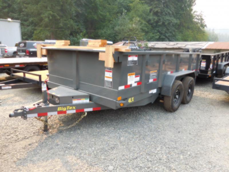 2019 Big Tex 14LX-14 Scissor Lift 14K Dump Trailer