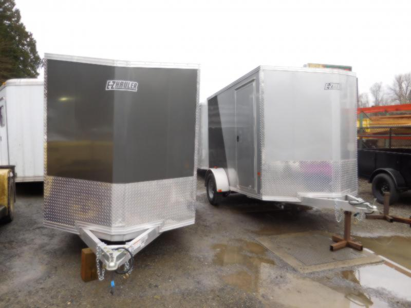 2018 EZ Hauler 6x12 Enclosed Cargo Trailer