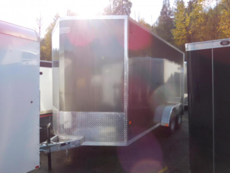 2018 EZ Hauler 7x16 Enclosed Cargo Trailer