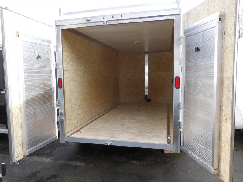 2016 Mission 7x14 Duralite Enclosed Cargo Trailer