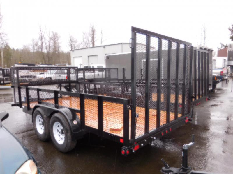 "2020 Big Tex Trailers 70LR 83""x14' Utility Trailer"