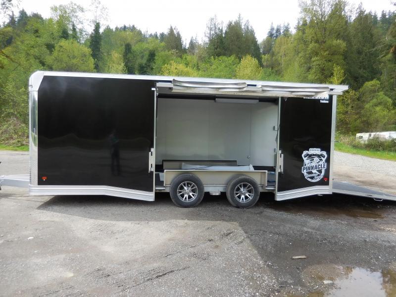 2019 Mission 8.5x20 Pinnacle Car Series Enclosed Cargo Trailer