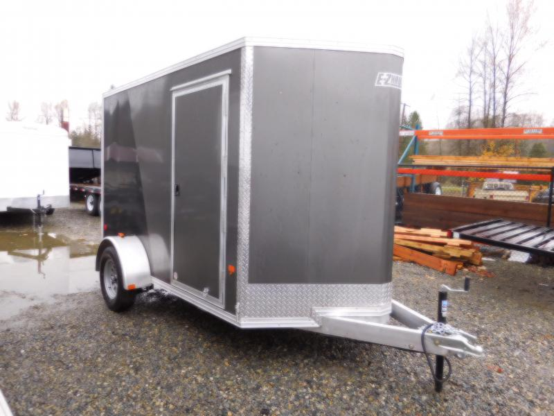 2018 EZ Hauler 6x10 Enclosed Cargo Trailer