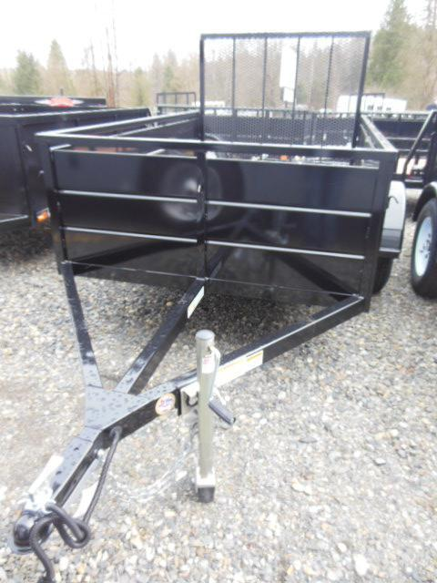 2014 5x8 iron Eagle Magnum Utility Trailer