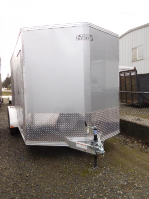 2017 EZ Hauler 7x16 Custom Enclosed Cargo Trailer