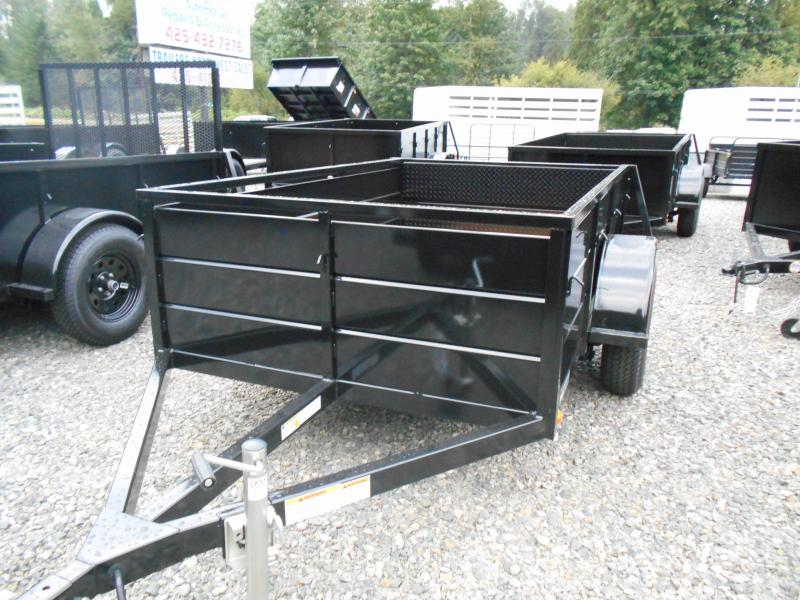 2019 Iron Eagle 5x8 Magnum Utility Trailer