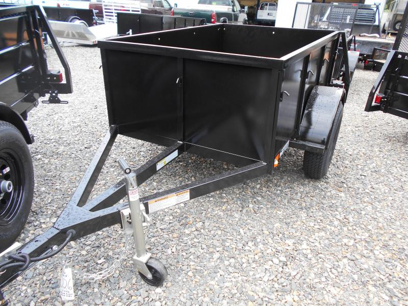 2015 Iron Eagle Voyager 4x6 Standard Swing Gate Utility Trailer