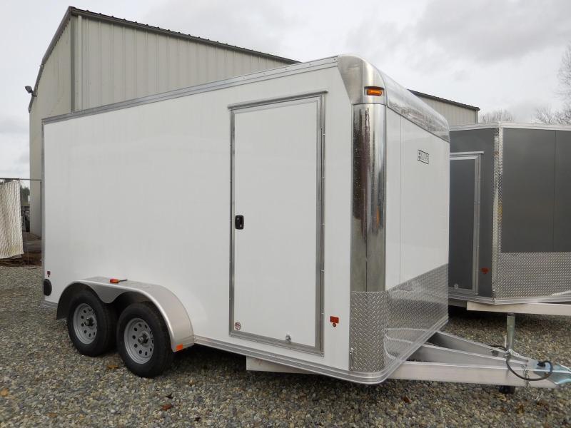 2016 Mission 7x14 Advantage Enclosed Cargo Trailer