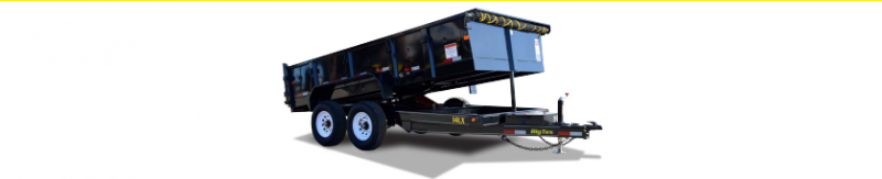 2019 Big Tex 83X14 14K Dump Trailer