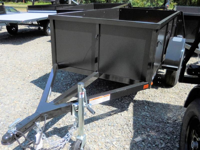 2019 Iron Eagle 4x8x2 Voyager Series Utility Trailer