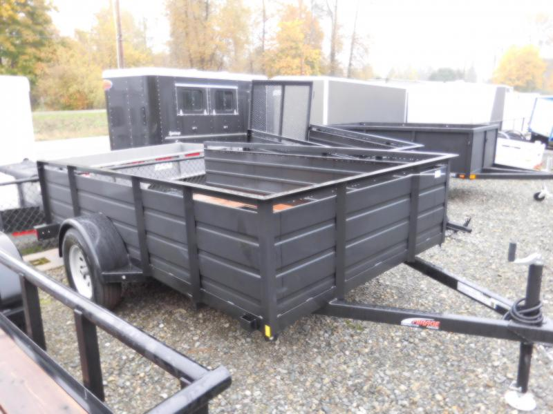 2017 Mirage 6x10 Landscape Ramp Gate Utility Trailer