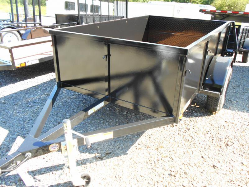 2014 Iron Eagle Voyager 5x8 Utility Trailer