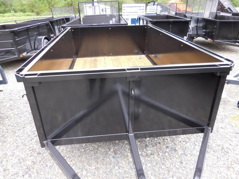 2018 Iron Eagle 5x8 Voyager Series Utility Trailer with Swing Gate