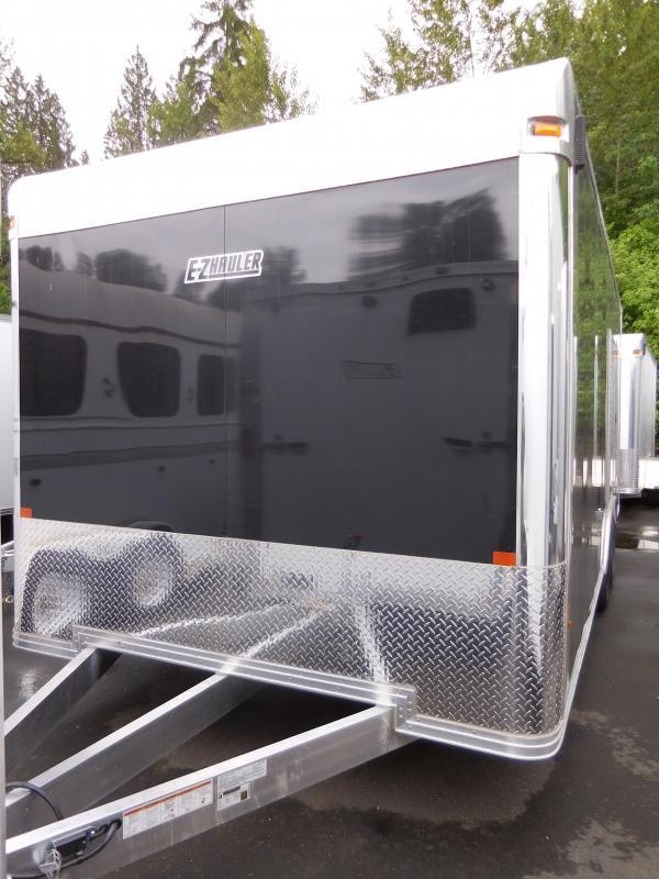 2016 Mission 8x20 Advantage Enclosed Cargo Trailer