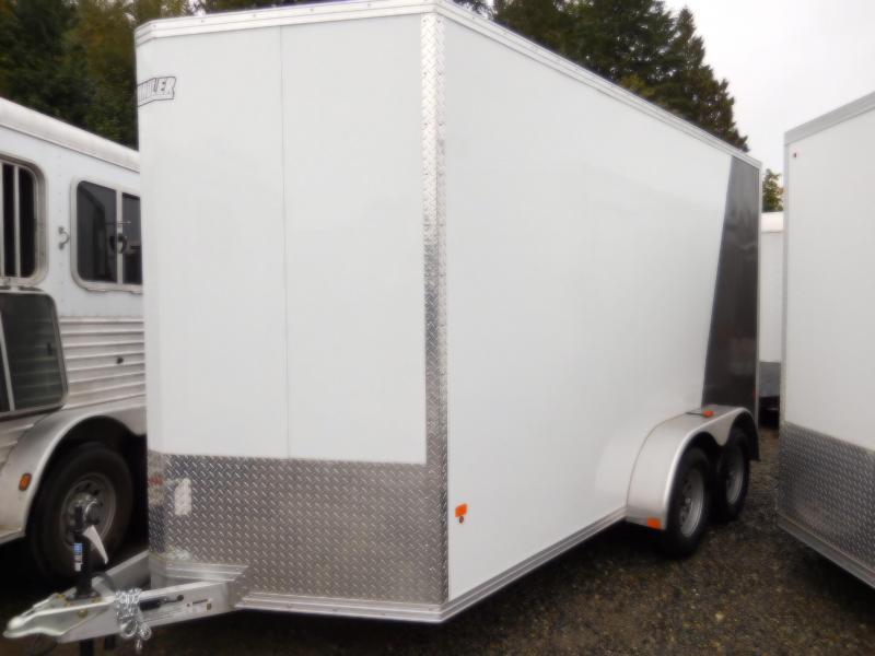 2018 EZ Hauler 7x14 Enclosed Cargo Trailer