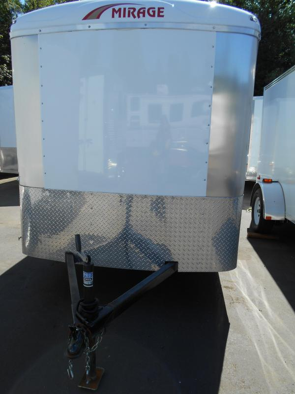 2012 Mirage 6x10 Cargo / Enclosed Trailer