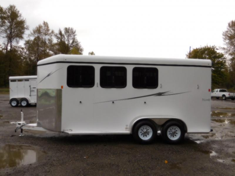 2017 Fabform 3 Horse Vision Deluxe