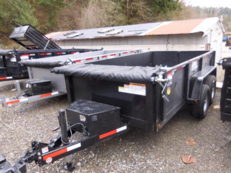 2018 ABU 6x12 Tandem Axle Dump Trailer