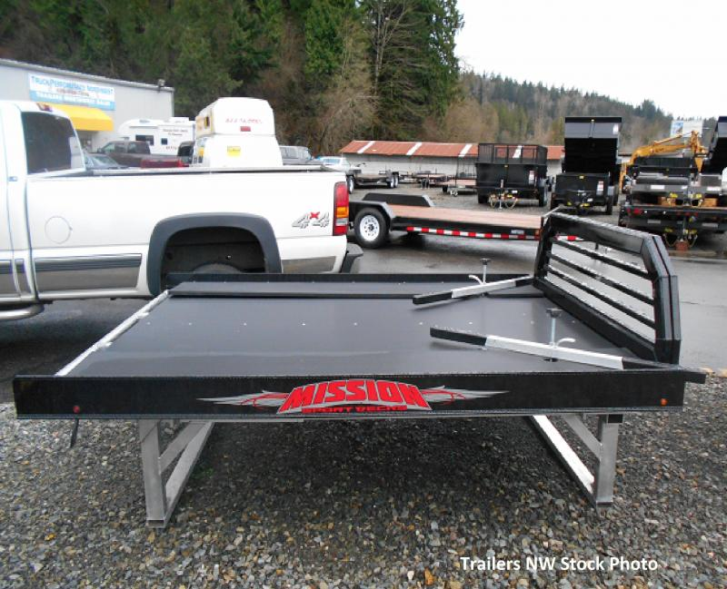 2018 Mission Sled Deck / Sport Deck Truck Bed