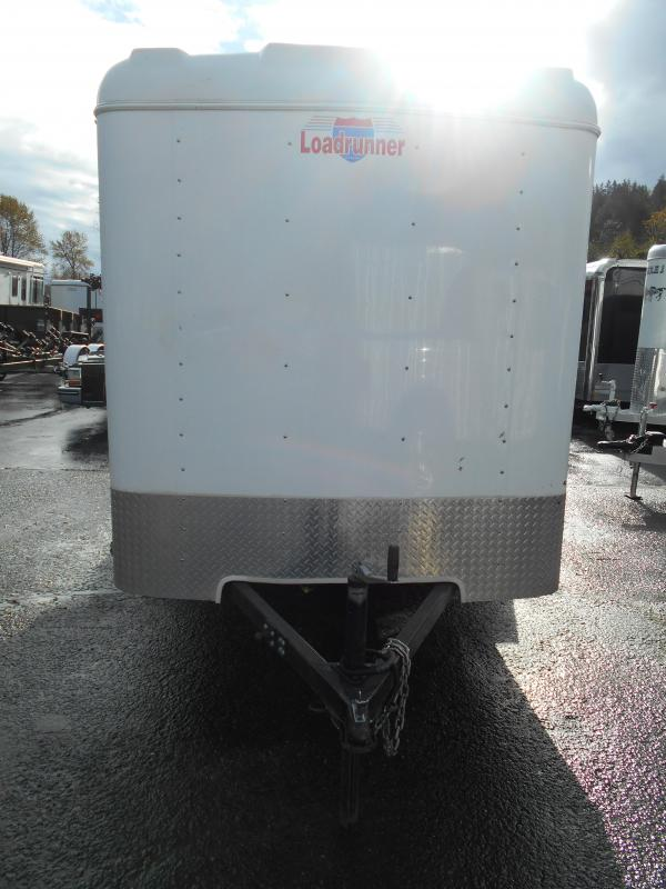 2007 Interstate 6x12 LoadRunner Enclosed Cargo Trailer