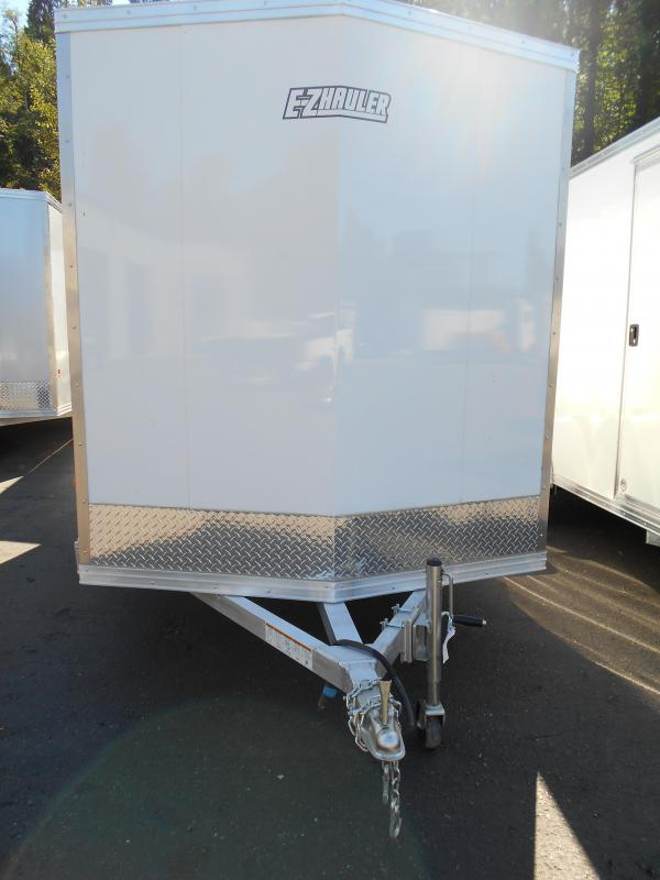 2014 6x10 Mission Duralite Cargo / Enclosed Trailer