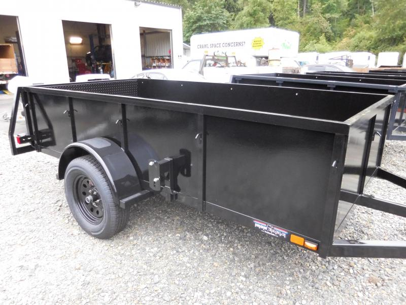 2016 Iron Eagle Voyager 5x10 split gate Utility Trailer