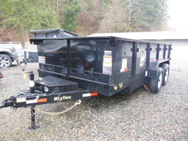 2015 Big Tex Trailers 14LX-14' Dump Trailer