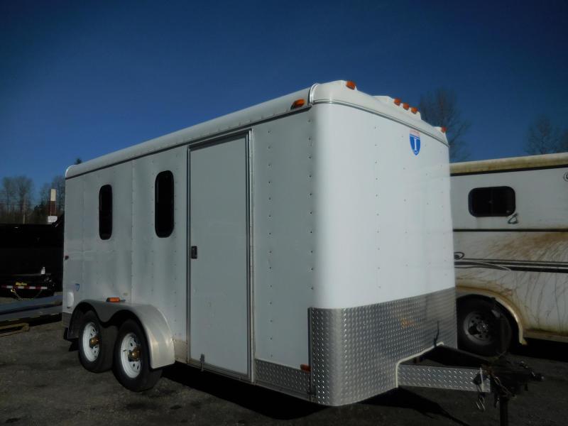 2003 Interstate 7x14 cargo Enclosed Cargo Trailer