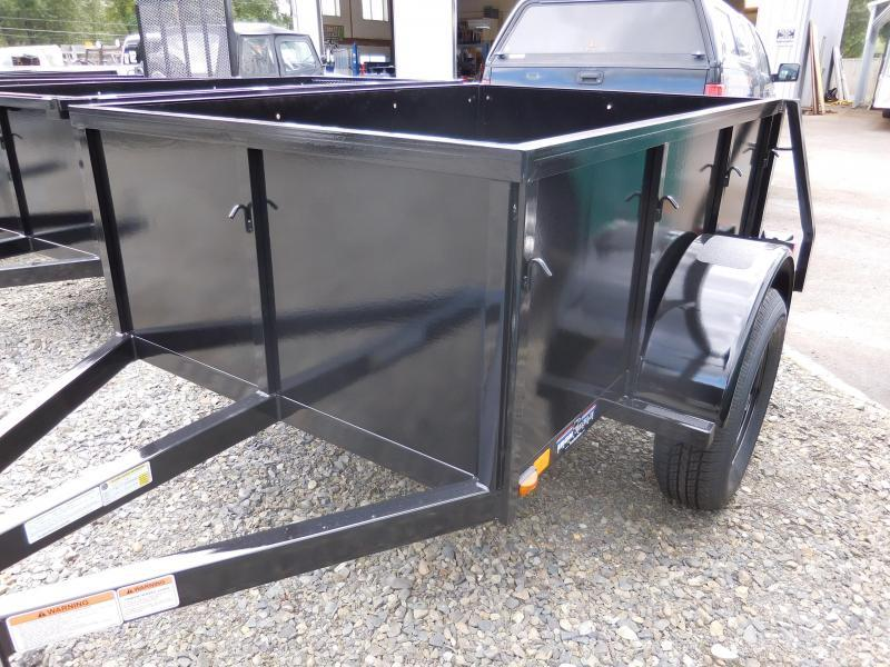 2016 Iron Eagle Voyager 4x6 Utility Trailer