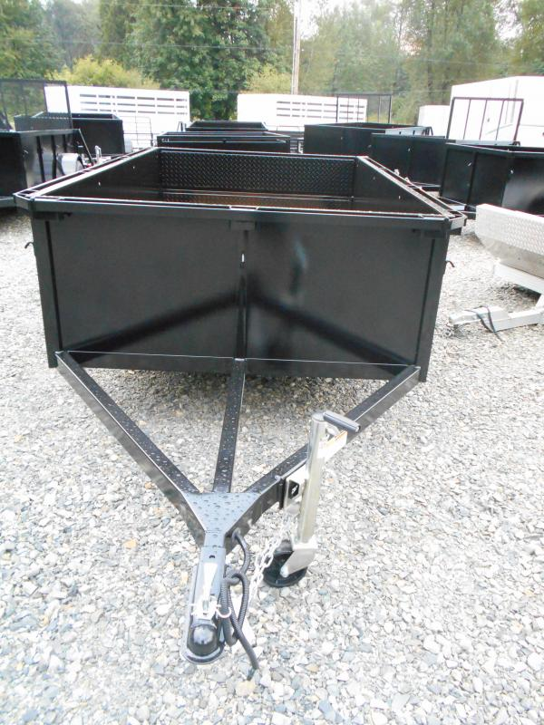 2015 Iron Eagle Voyager 5x8 Utility Trailer