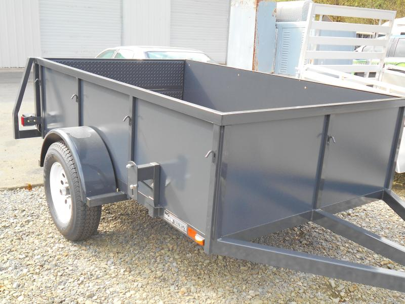 2014 5x8 Iron Eagle Voyager Utility Trailer
