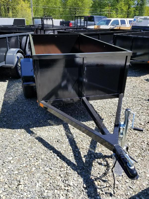 2019 Iron Eagle 4x8 Voyager Series Utility Trailer