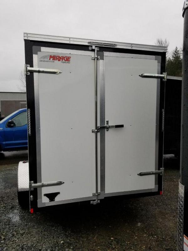 2019 Mirage Trailers 6x10 Xpres Enclosed Cargo Trailer