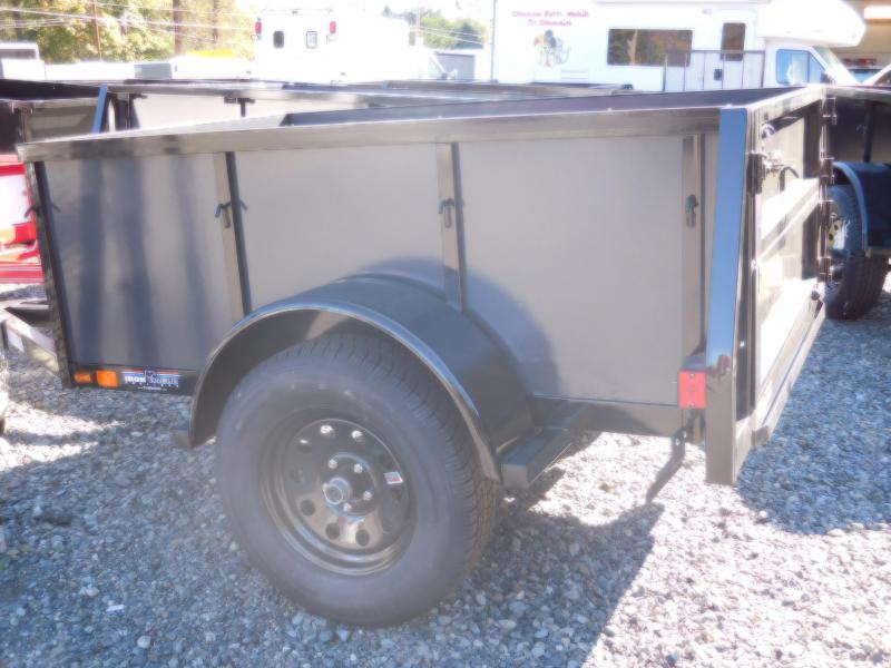 2017 Iron Eagle Voyager 4x6 Utility Trailer