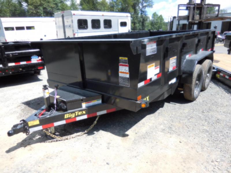 2019 Big Tex Trailers 7x12 14LX Dump Trailer