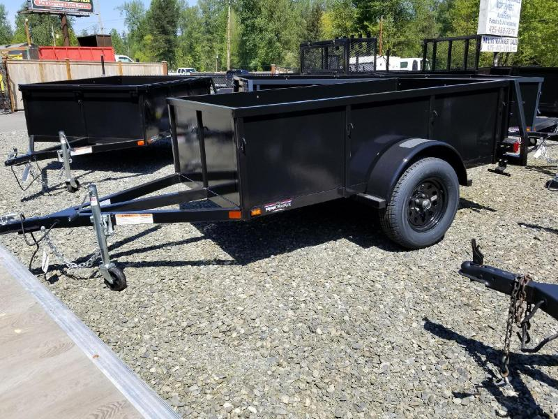 2018 Iron Eagle 4x8 Voyager Series Utility Landscape Trailer