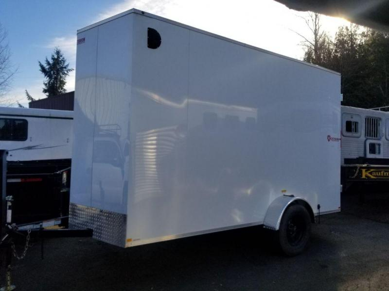 2018 Criterion 6x12 Enclosed Cargo Trailer