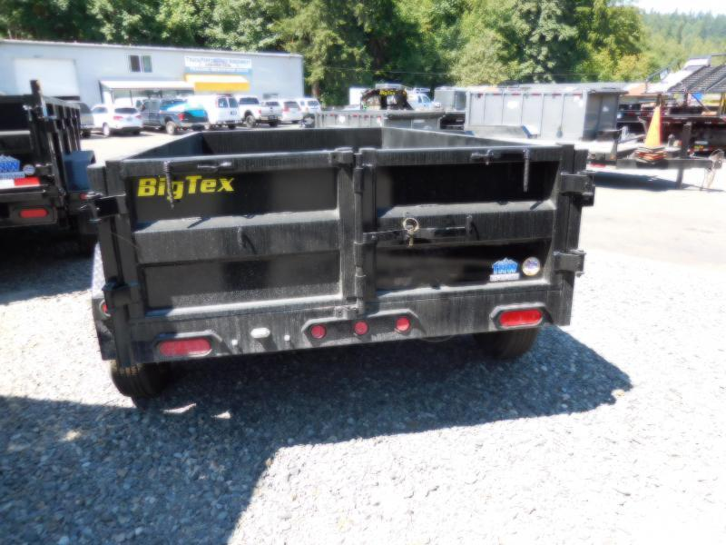 2019 Big Tex 70SR 5x10 Single-Ram Dump Trailer