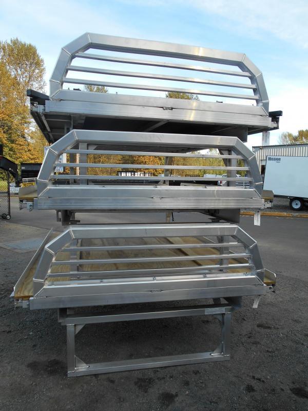 2015 Mission Sled Deck / Sport Deck Truck Bed