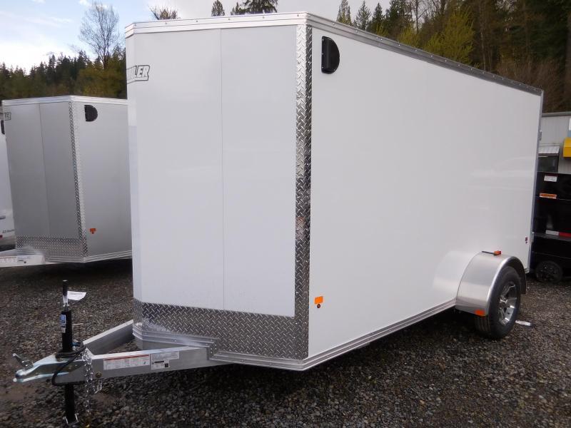 2017 6x12 EZ-Hauler Enclosed Cargo Trailer