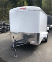 2019 Mirage Trailers 6x12 XCEL Enclosed Cargo Trailer