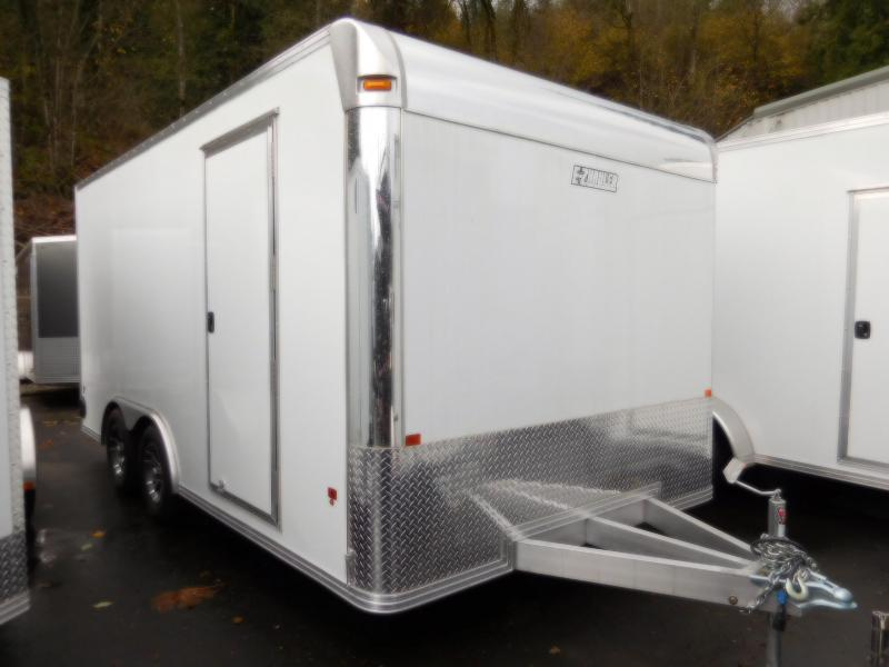 2017 EZ Hauler 8x16 Cargo / Enclosed Trailer