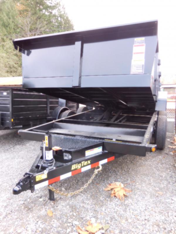 2018 Big Tex 14LX-14 Dump Trailer