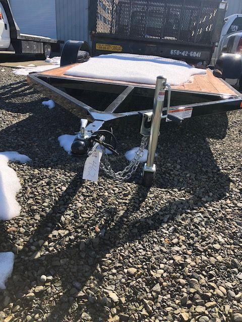 2019 Iron Eagle 6x10 3k Series Flatbed Trailer