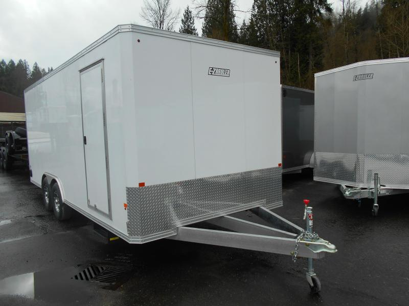 2015 Mission 8x20 Standard Enclosed Trailer